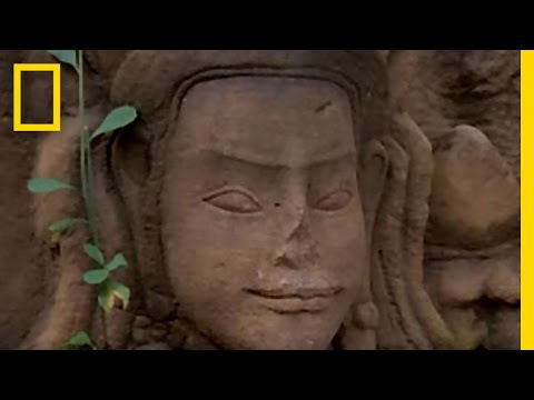 Ancient city uncovered in Cambodia - ABC News