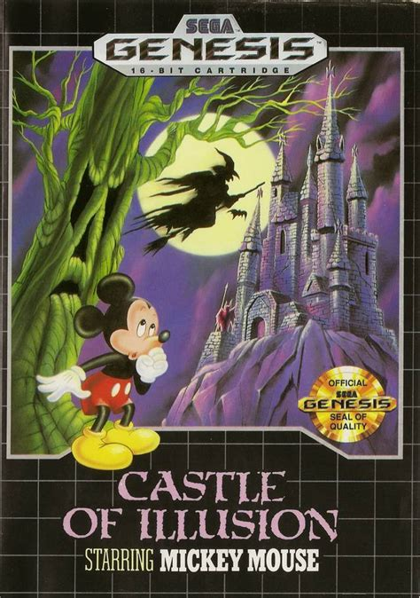 Castle of Illusion Starring Mickey Mouse (USA, Europe) ROM