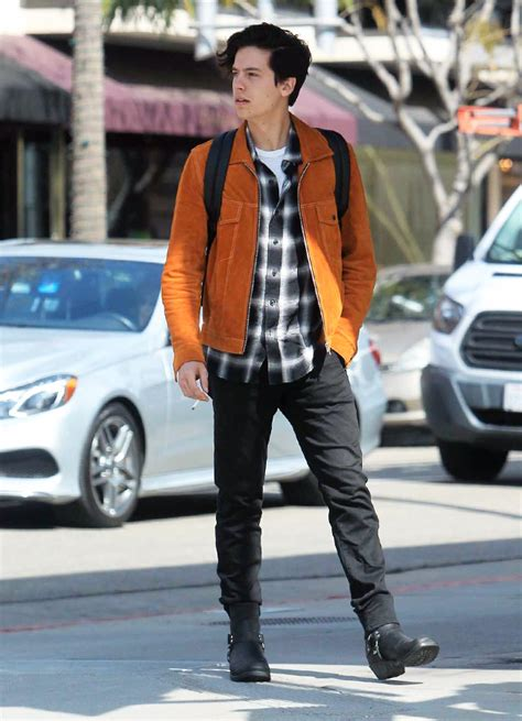 See: Cole Sprouse Best Looks | DA MAN Magazine