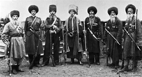 The free Cossacks: A special breed of Russian - Russia Beyond