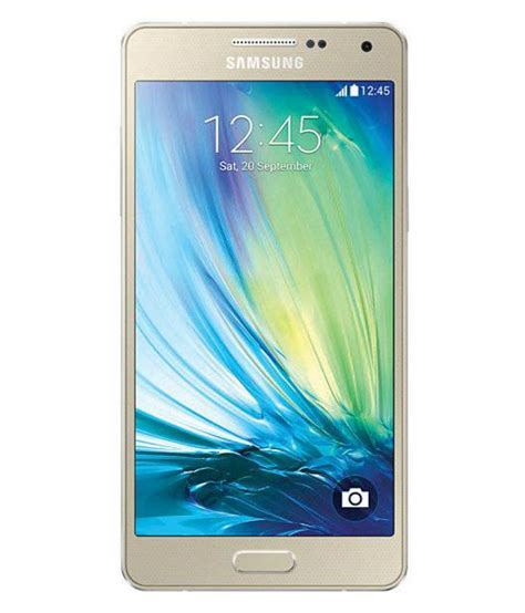 Samsung Galaxy A5 ( Champagne Gold ) Mobile Phones Online