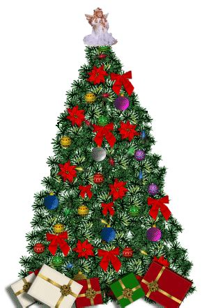 Christmas Tree - DesiComments