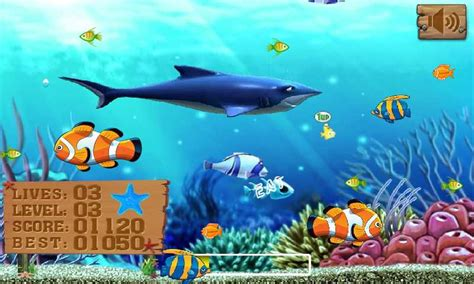 Free Big Fish Eat Small Games APK Download For Android