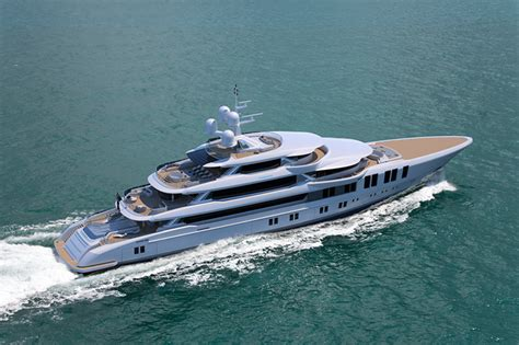 Turquoise 75m yacht for sale - Arcon Yachts