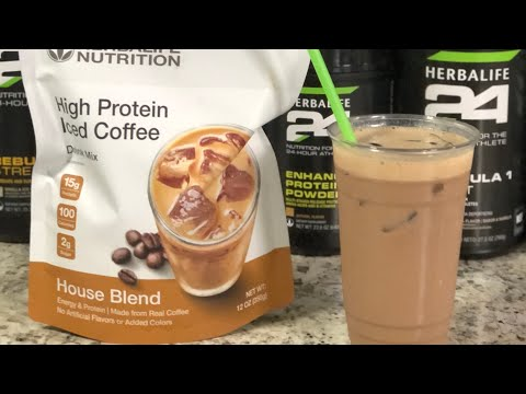 Herbalife Nutrition a lansat noul produs High Protein Iced